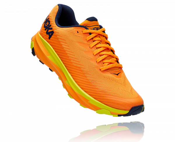 HOKA TORRENT 2 BRIGHT MARIGOLD / EVENING PRIMROSE