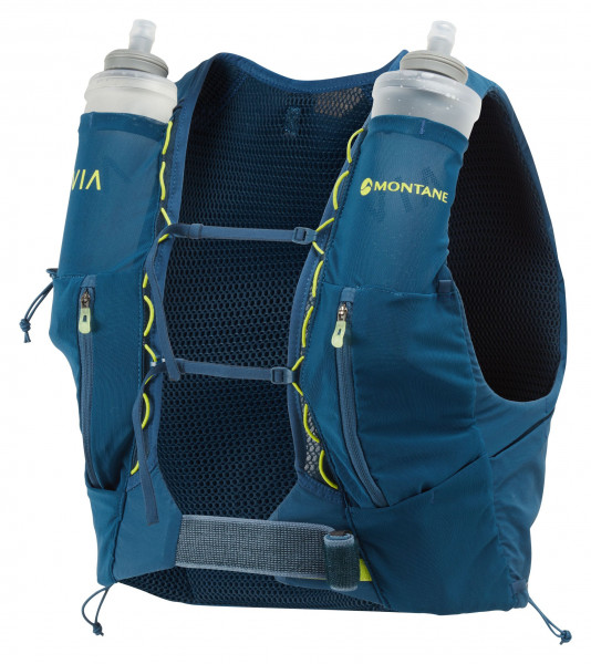 MONTANE GECKO VP 12+ NARWHAL BLUE