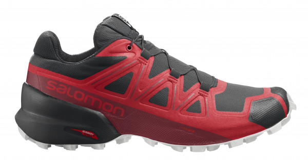 SALOMON SPEEDCROSS 5 Goji Berry/White/Black