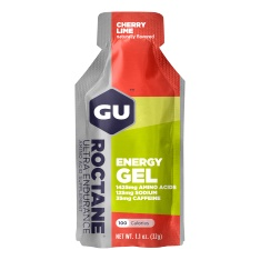 GU ROCTANE ENERGY GEL 32g Cherry lime