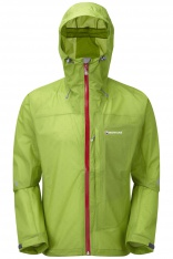 MONTANE MINIMUS JACKET Vivid Green