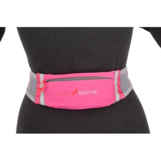 ULTRASPIRE IO Belt - Pinnacle/Pink