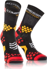COMPRESSPORT PRS v 2.1 TRAIL HI black/red