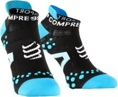 COMPRESSPORT PRORACING SOCKS V2.1 Black/Blue