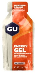 GU ENERGY GEL Mandarin/Orange