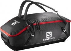 SALOMON BAG PROLOG 70 BACKPACK Black/ Bright Red