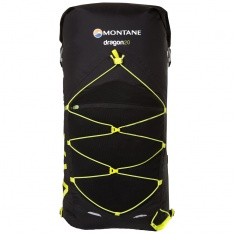 MONTANE DRAGON 20 Black/Green