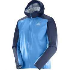 SALOMON BONATTI WP JACKET M Hawaiian/Dress Blue