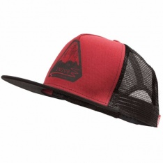 ALL TERRAIN TRUCKER Dark red/Black