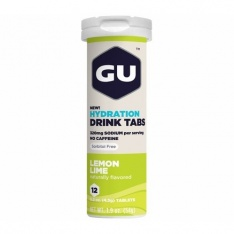 GU HYDRATION DRINK TABS Lemon