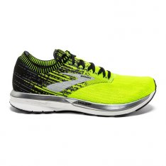 BROOKS RICOCHET Nightlife/Black/Ebony