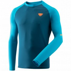 DYNAFIT ALPINE PRO MEN LONGSLEEVE Methyl Blue