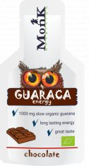 AGAVE #9 ENERGY GEL Guaraca chocolate