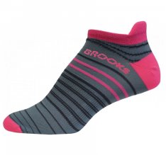 BROOKS Launch Lightweight Tab Oxford/Brite Pink