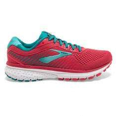 BROOKS Ghost 12 W Teaberry/Rumba/Viridian