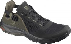 SALOMON TECH AMPHIB 4 Black/Beluga/Castor Gray