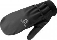 SALOMON BONATTI WP MITTEN U Black