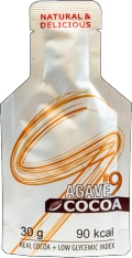 AGAVE #9 ENERGY GEL Cocoa