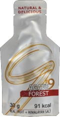 AGAVE #9 ENERGY GEL Forest Fruit