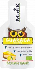 AGAVE #9 ENERGY GEL Guaraca Lemon cake