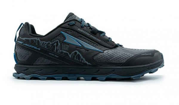 ALTRA Lone Peak 4 low RSM - Black / Blue (M)