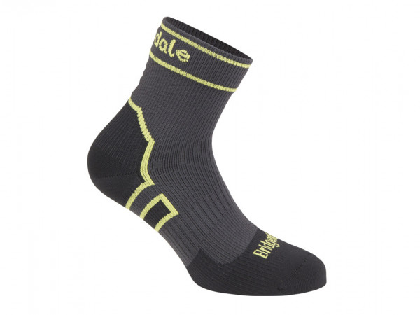 BRIDGEDALE STORM SOCK LIGHTWEIGHT ANKLE Black