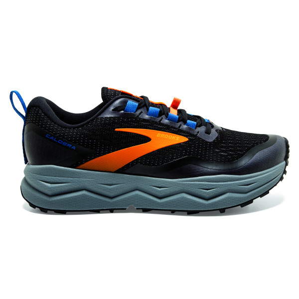 BROOKS Caldera 5 Black/Orange/Blue