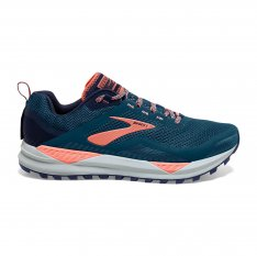 BROOKS Cascadia 14 W Desert Flower/Navy/Grey