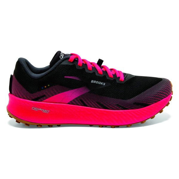 BROOKS Catamount W Black/Pink