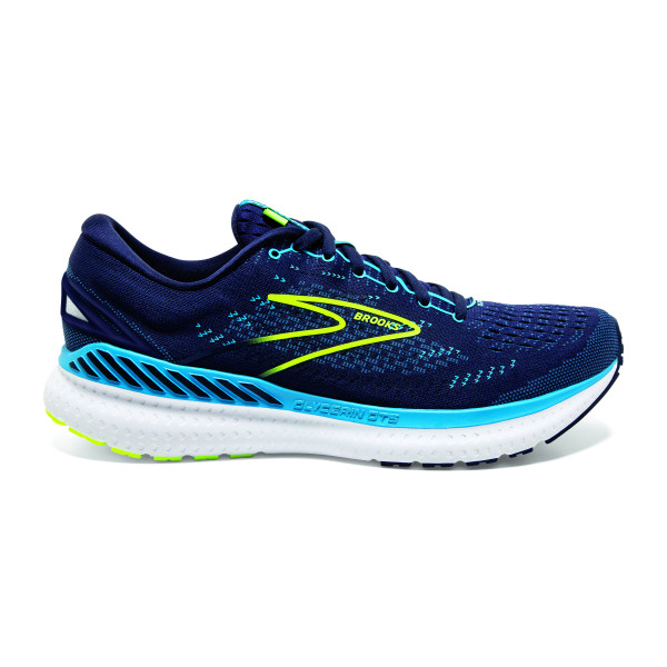 BROOKS Glycerin GTS 19 Navy/Blue/Nightlife