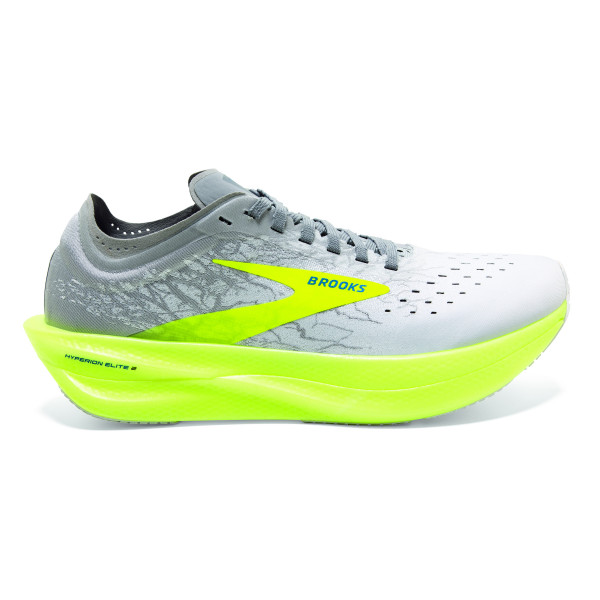 BROOKS Hyperion Elite 2 White/Silver/Nightlife