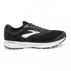 BROOKS REVEL 3  Black/Blackened Pearl/White