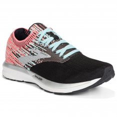 BROOKS RICOCHET W Coral/Blue/Black