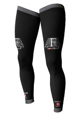 COMPRESSPORT F-LIKE FULL LEG Black