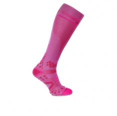 COMPRESSPORT FULL SOCKS V2 PINK