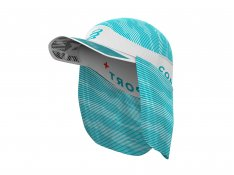 COMPRESSPORT ICE CAP SUN SHADE White/Blue