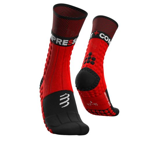 COMPRESSPORT PRO RACING SOCKS WINTER TRAIL
