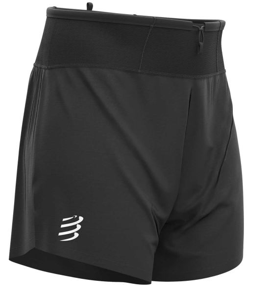 COMPRESSPORT TRAIL RACING SHORT M BLACK