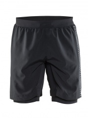 CRAFT GRIT SHORT M Black