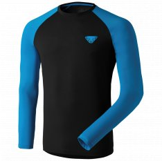 DYNAFIT 24/7 MEN LONGSLEEVE Methyl Blue