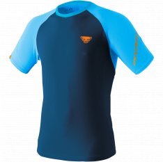 DYNAFIT ALPINE PRO S/S TEE MEN Methyl Blue
