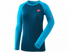 DYNAFIT ALPINE PRO W LONGSLEEVE Methyl Blue
