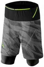 DYNAFIT GLOCKNER ULTRA 2IN1 SHORTS M Quiet Shade Camo