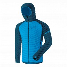 DYNAFIT RADICAL DOWN HOODED JACKET M Petrol