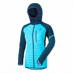 DYNAFIT RADICAL DOWN HOODED JACKET W Petrol