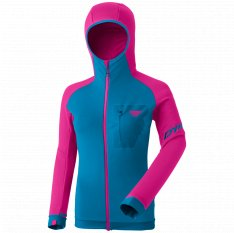 DYNAFIT RADICAL POLARTEC® W HOODED JACKET Lipstick