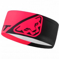 DYNAFIT SPEED REFLECTIVE HEADBAND Fluo Pink