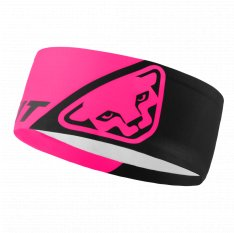 DYNAFIT SPEED REFLECTIVE HEADBAND Pink Glo