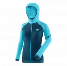 DYNAFIT SPEED THERMAL HOODED JACKET W Silvretta