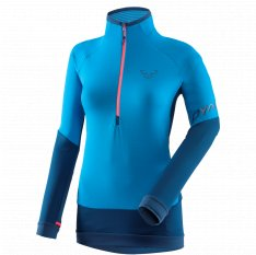 DYNAFIT TLT LIGHT THERMAL W LONGSLEEVE Methyl Blue